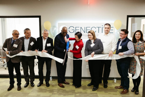 Genective Opens Global Headquarters