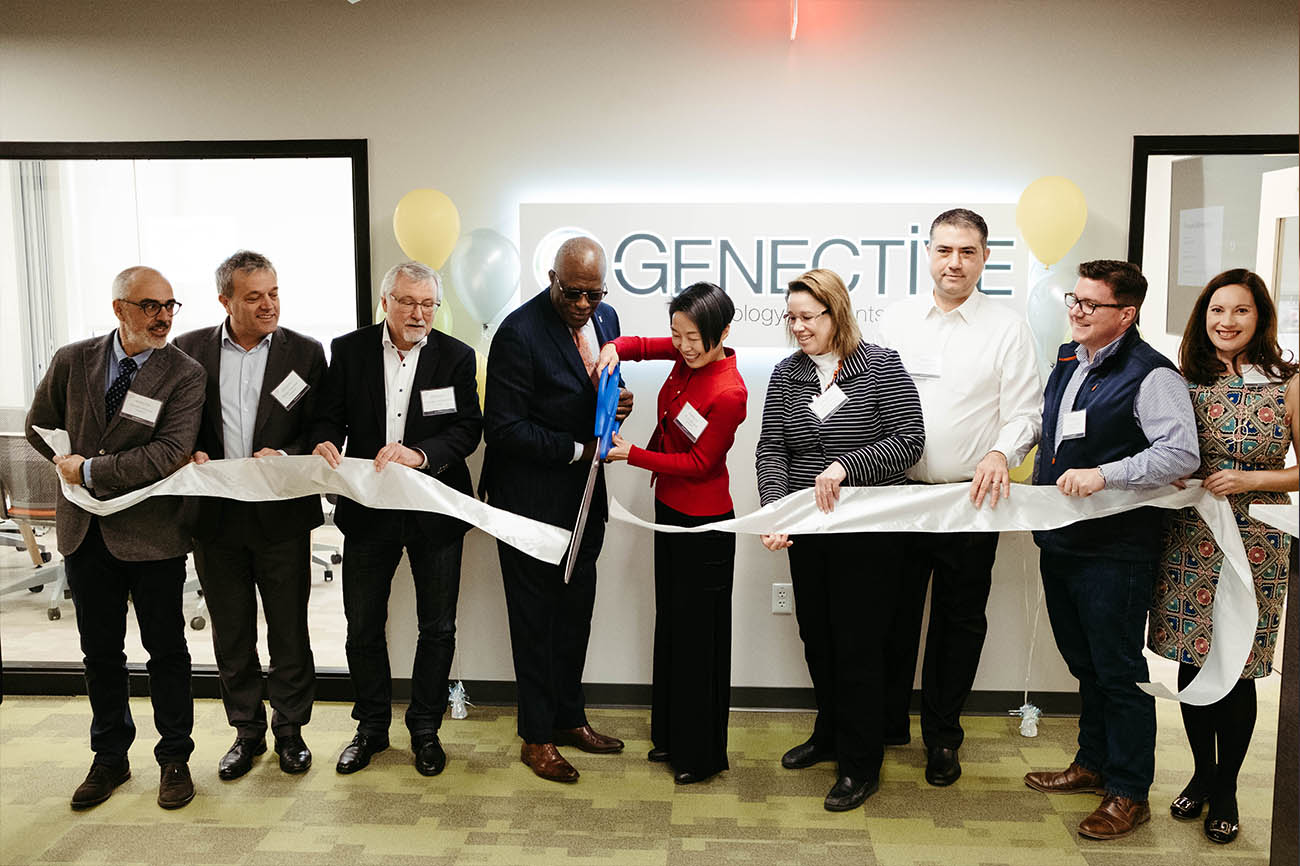 Genective Opens Global Headquarters at University of Illinois Research Park